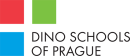 Dino school of prague - logo školy